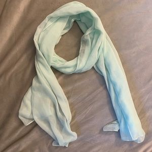 3/$20 💕 Pale Green J. Crew Scarf